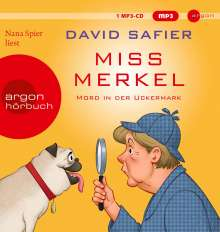 Miss Merkel, MP3-CD