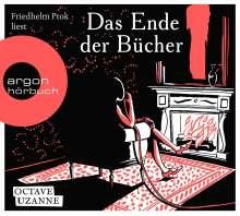 Octave Uzanne: Das Ende der Bücher, 2 CDs