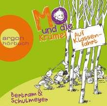 Rüdiger Bertram: Mo und die Krümel - Auf Klassenfahrt, 2 CDs