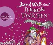 David Walliams: Terror-Tantchen, 5 CDs