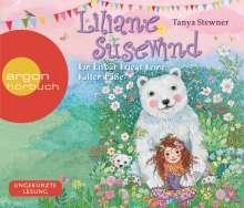 Tanya Stewner: Liliane Susewind - Ein Eisbär kriegt keine kalten Füße, 4 CDs