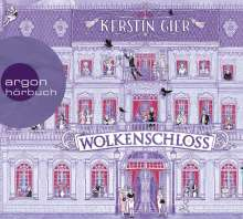 Kerstin Gier: Wolkenschloss, 8 CDs
