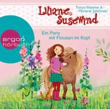 Tanya Stewner: Liliane Susewind - Ein Pony mit Flausen im Kopf, CD