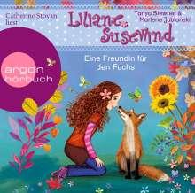Tanya Stewner: Liliane Susewind - Eine Freundin für den Fuchs, CD