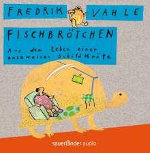 Fredrik Vahle: Fischbrötchen, CD
