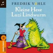 Fredrik Vahle: Kleine Hexe Luzi Lindwurm, CD