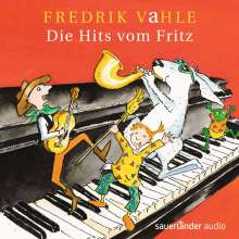 Fredrik Vahle: Die Hits vom Fritz, CD