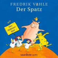 Fredrik Vahle: Der Spatz, CD