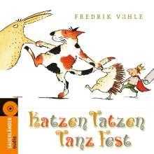 Fredrik Vahle: Katzentatzentanzfest, CD