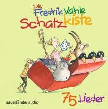 Fredrik Vahle: Die Fredrik Vahle Schatzkiste, 3 CDs