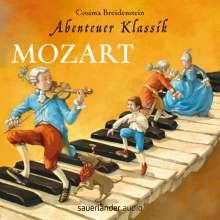 Cosima Breidenstein: Abenteuer Klassik: Mozart, CD