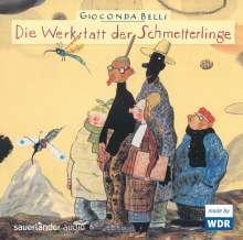 Gioconda Belli: Die Werkstatt der Schmetterlinge, CD