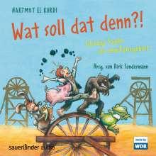 Hartmut El Kurdi: Wat soll dat denn?!, CD