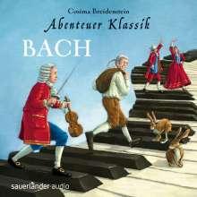 Cosima Breidenstein: Abenteuer Klassik: Bach, CD