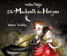 Mathias Malzieu: Die Mechanik des Herzens, 3 CDs