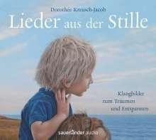 Lieder aus der Stille, CD