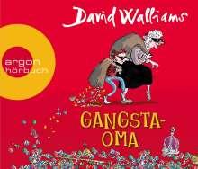 David Walliams: Gangsta-Oma, 3 CDs