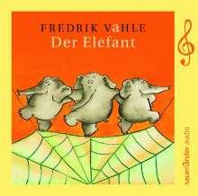 Fredrik Vahle; Der Elefant. Limitierte Sonderausgabe, CD
