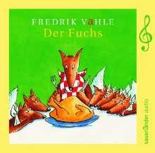Der Fuchs. Limitierte Sonderausgabe, CD
