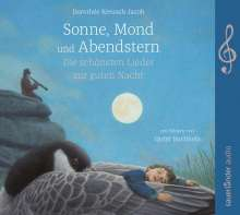 Sonne, Mond und Abendstern, CD