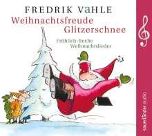 Weihnachtsfreude Glitzerschnee, CD