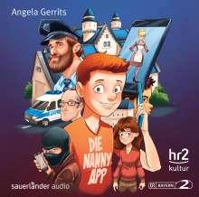 Angela Gerrits: Die Nanny-App, CD