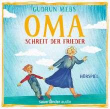 Gudrun Mebs: Oma! schreit der Frieder, CD