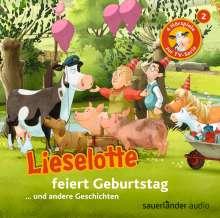 Lieselotte (2) Lieselotte feiert Geburtstag, CD