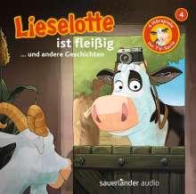 Lieselotte (4) Lieselotte ist fleißig, CD