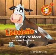 Lieselotte (7) Lieselottes verrückte Ideen, CD