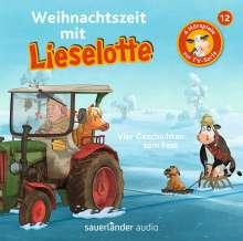 Lieselotte (12) Weihnachtszeit mit Lieselotte, CD