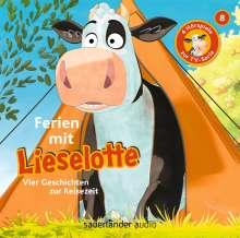 Lieselotte (8) Ferien mit Lieselotte, CD