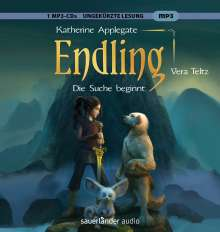 Katherine Applegate: Endling - Die Suche beginnt, 2 MP3-CDs