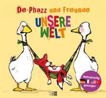 De-Phazz und Freunde: Unsere Welt, CD