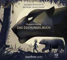 Rudyard Kipling: Das Dschungelbuch, CD