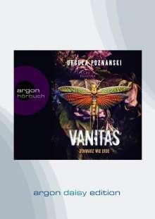 Ursula Poznanski: Vanitas - Schwarz wie Erde (DAISY Edition), CD