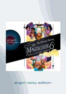 Neil Patrick Harris: Die Magischen Sechs - Madame Esmeraldas Geheimnis (DAISY Edition), Diverse
