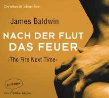 James Baldwin: Nach der Flut das Feuer, 3 CDs