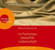 David Schnarch: Die Psychologie sexueller Leidenschaft, CD