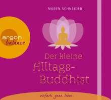 Maren Schneider: Der kleine Alltagsbuddhist, CD