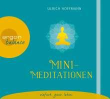Ulrich Hoffmann: Mini-Meditationen, CD