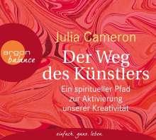 Julia Cameron: Der Weg des Künstlers, 3 CDs