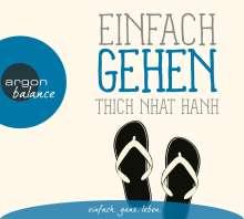 Thich Nhat Hanh: Einfach gehen, CD