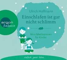 Ulrich Hoffmann: Einschlafen ist gar nicht schlimm, CD