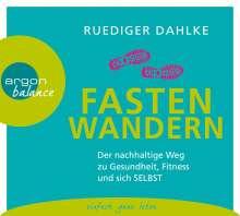 Ruediger Dahlke: Fasten-Wandern, 2 CDs