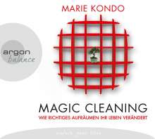 Marie Kondo: Magic Cleaning, 3 CDs