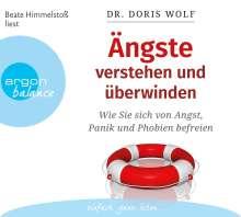 Doris Wolf: Ängste verstehen und überwinden, 3 CDs