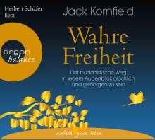 Jack Kornfield: Wahre Freiheit, 6 CDs
