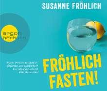 Susanne Fröhlich: Fröhlich Fasten!, 3 CDs
