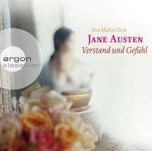 Jane Austen: Verstand und Gefühl (Sonderedition), 11 CDs
